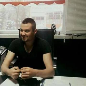 Mümin Aksoy, 33, Eskisehir, Turkey