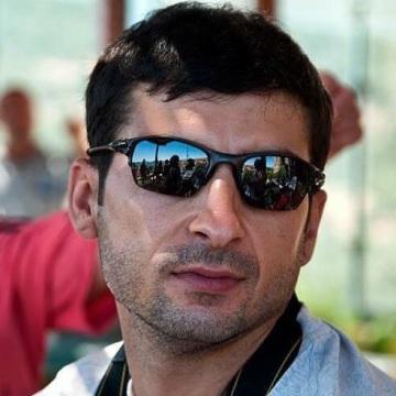 Ceyhun Geçer, 36, Tekirdag, Turkey