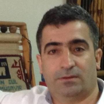 Erhan, 43, Istanbul, Turkey