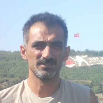 Nihat Osman Oğuz, 47, Mugla, Turkey
