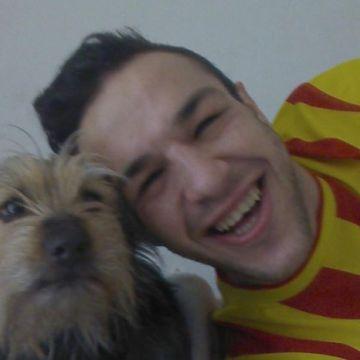 David Gordo, 28, Barcelona, Spain