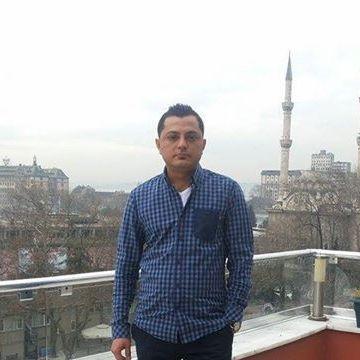 Ilker Altun, 30, Alanya, Turkey