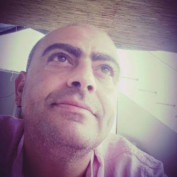 Ibrahim Şimşekyılmaz, 45, Istanbul, Turkey