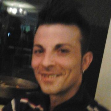 Arduino Rizzi, 37, Frosinone, Italy