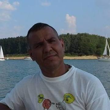 Angelo Gemminni, 45, Pisa, Italy