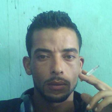 Lotfi Trabelsi, 27, Tunis, Tunisia