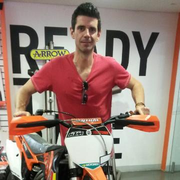 Weston Nannini, 40, Medellin, Colombia