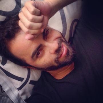 Camilo Alioscha, 35, Medellin, Colombia