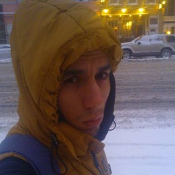 Samir Naj, 29, Astoria, United States