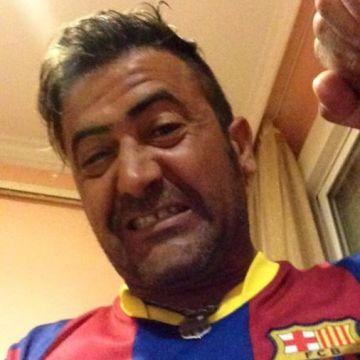Cesar Ferrer Pulido, 42, Alcoy, Spain