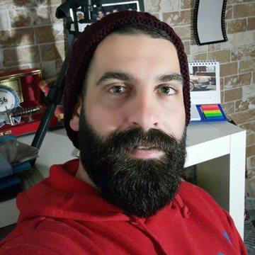 Cagan, 33, Istanbul, Turkey