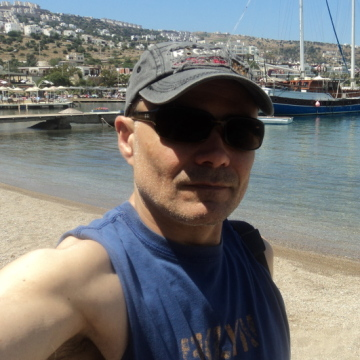 sfoist, 46, Istanbul, Turkey