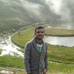 Rohit Shukla, 29, Bangalore, India