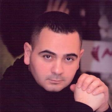 Alper Bilban, 40, Izmir, Turkey