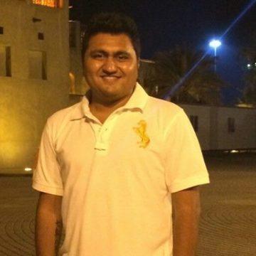 Viral Kotecha, 27, Dubai, United Arab Emirates