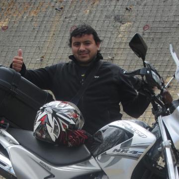 Rodrigo Gutierrez, 33, Temuco, Chile