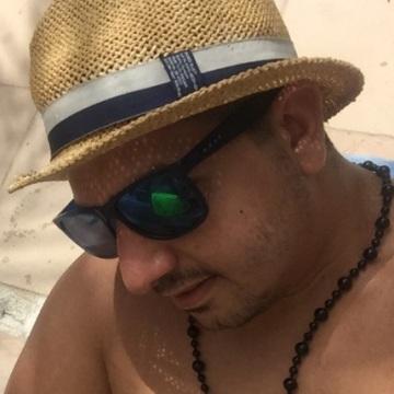 Rami El Bakkar, 32, Sharjah, United Arab Emirates