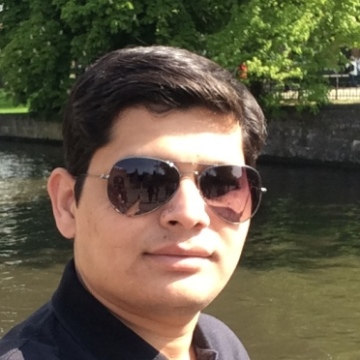 Sourabh Sharma, 27, Aachen, Germany