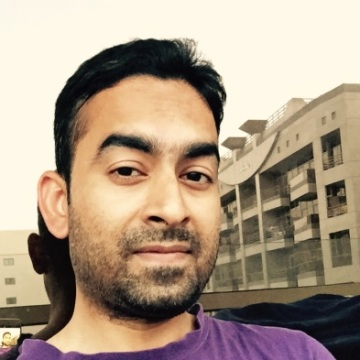 Zafar Khan, 30, Dubai, United Arab Emirates
