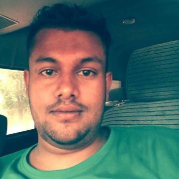 Shan Wimalasuriya, 25, Colombo, Sri Lanka