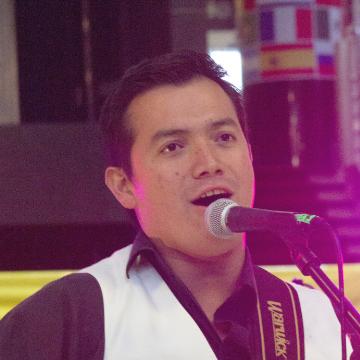 Eduardo Prado, 33, Bogota, Colombia