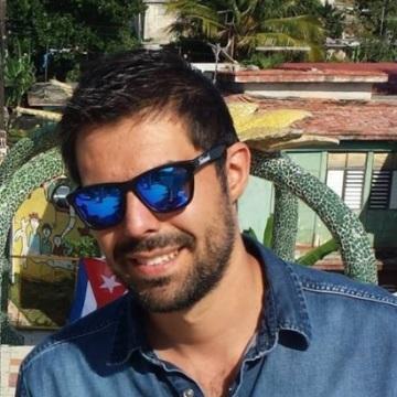 Fernando, 32, Madrid, Spain