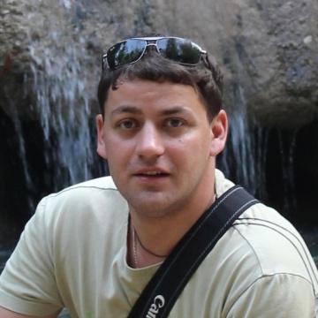 Dmitry Muratov, 36, Irkutsk, Russia