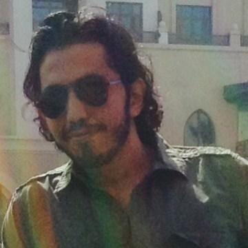 Waleed Gaber, 29, Dubai, United Arab Emirates