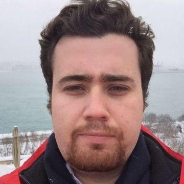 Mustafa Celik, 28, Istanbul, Turkey