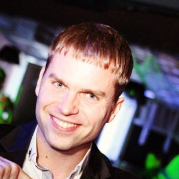 Pavel Storchak, 33, Ekaterinburg, Russia