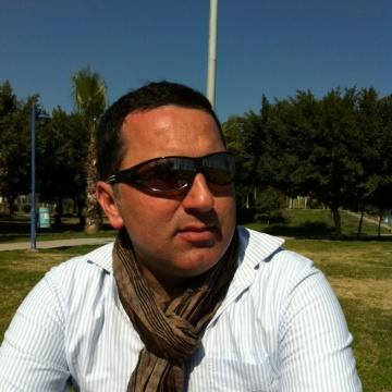 Fatih Sagnak, 35, Mersin, Turkey