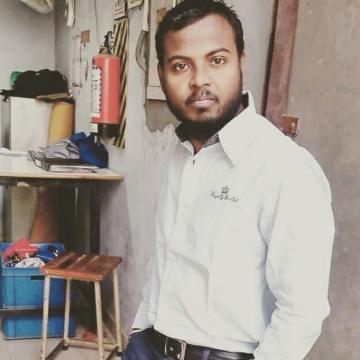 abhishek kumar sahani , 29, Ludhiana, India