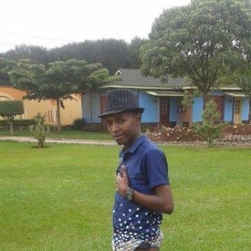 George, 22, Nairobi, Kenya