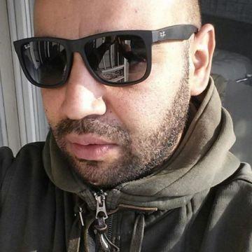 Riad Riad, 40, Bruxelles, Belgium