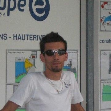 Janusz Pedzinski, 34, Martigny, Switzerland