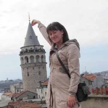 Olesia, 35, Lvov, Ukraine