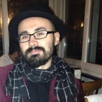 İlker, 36, Istanbul, Turkey