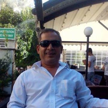 Mehmet Emin Ayar, 44, Antalya, Turkey