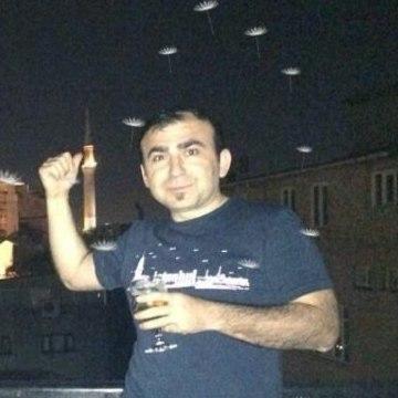 Habib Aktan, 36, Istanbul, Turkey