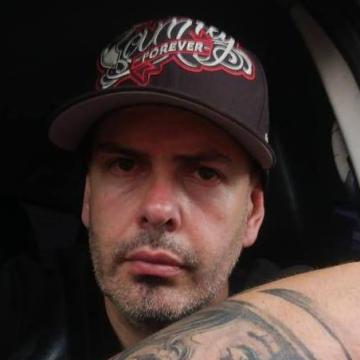 Marcelo Calvinio, 39, Buenos Aires, Argentina