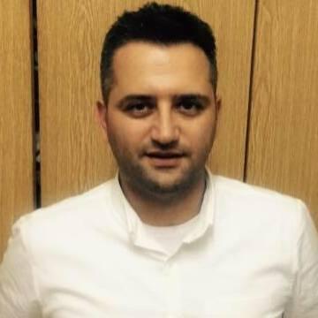 Mesut Hatipoğlu, 36, Istanbul, Turkey
