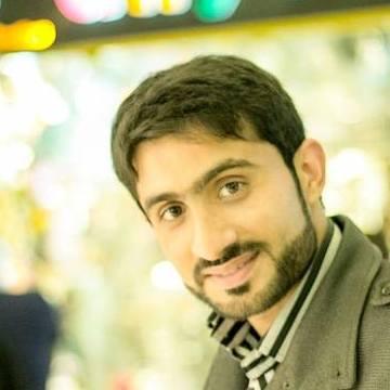 Syed Raza, 31, Islamabad, Pakistan
