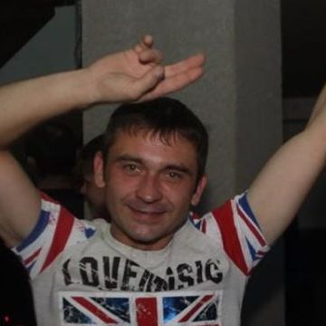 Sergei Zaharchenko, 35, Istra, Russia