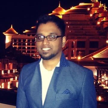 bharath, 26, Dubai, United Arab Emirates