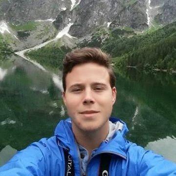 Brandon Haug, 26, Krakow, Poland