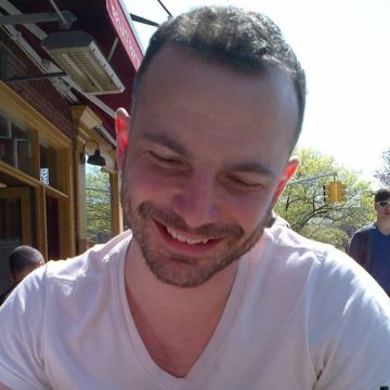 Marcello, 34, Toronto, Canada