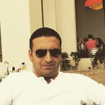 Mhd Alnouri, 35, Dubai, United Arab Emirates