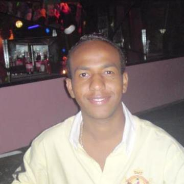 Mohamed El Sayed, 25, Hurghada, Egypt