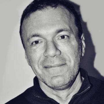 Gabor Palotas, 48, Budapest, Hungary