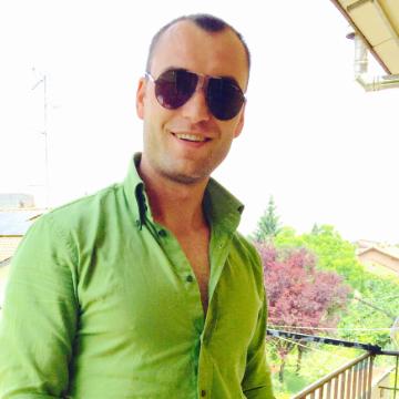 Serginio Vizdoaga, 30, Reggiolo, Italy
